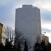 Evergreen building, Metrotown, Highrise/Containment