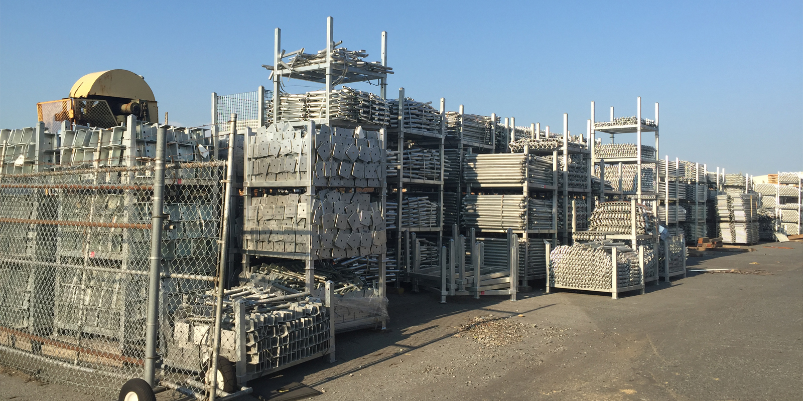 Safetech Scaffold Ltd. offers high quality scaffolding products for companies across the world